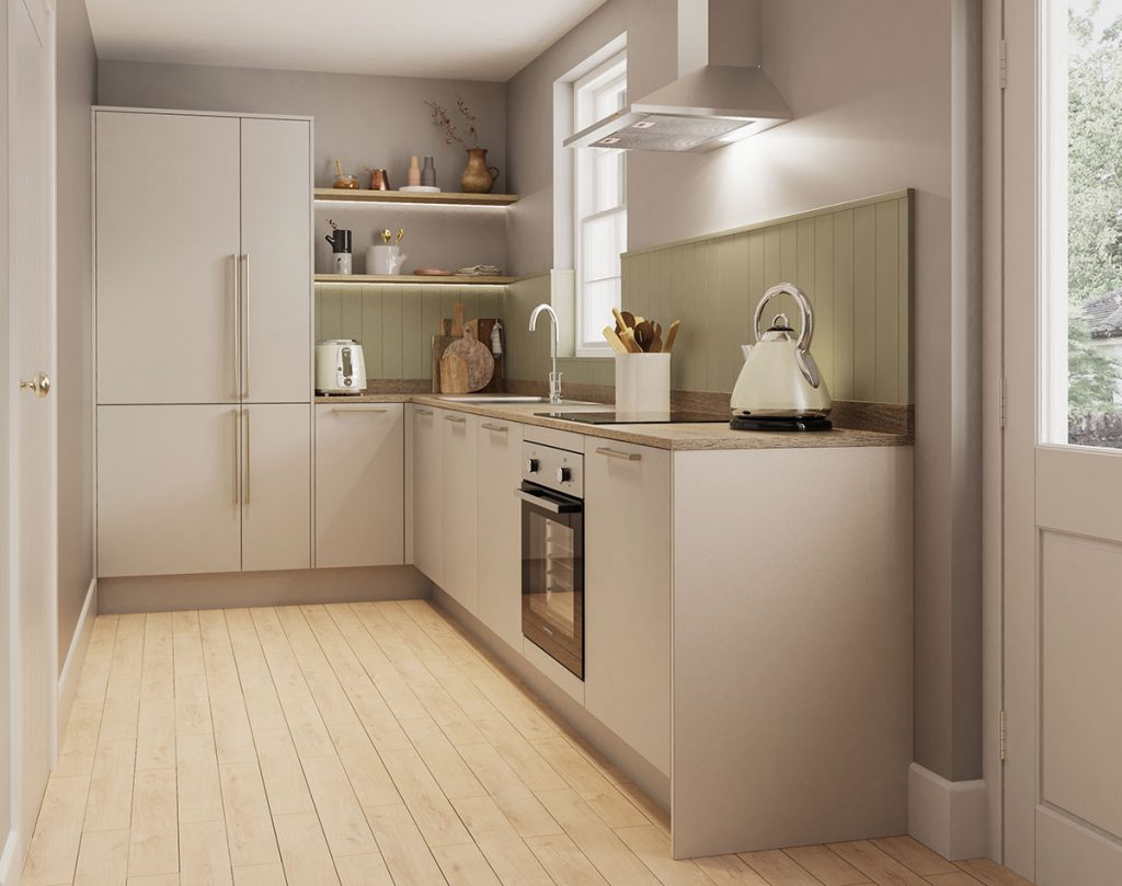 Howdens Joinery - Greenwich Kitchen